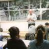 İş adamları ve yöneticiler üniversitelerde derslere giriyor