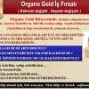 Organo Gold İle İş Fırsatı