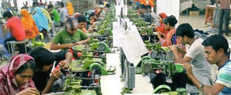 Banglades ticaret