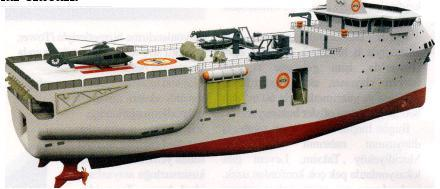 yerli arama gemisi
