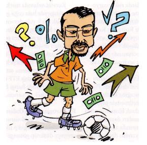 futbol ve hisse