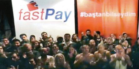 Fastpay ödeme sistemi