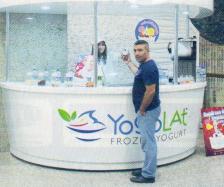 Yogolat Frozen
