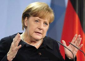Merkel'in başarılı kulisleri