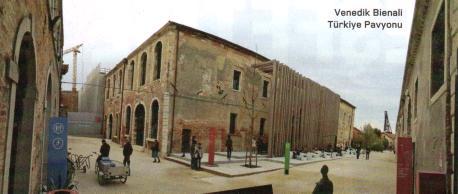 Venedik Bienali Pavyon