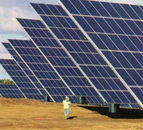 Organik solar panel