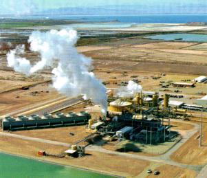 Geliştirilmiş jeotermal teknolojisi