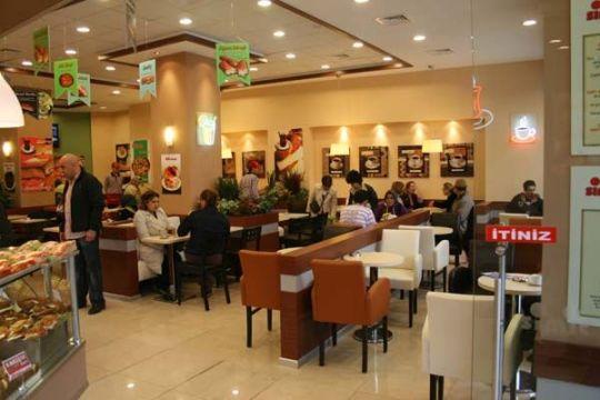 Kafe Pastane Restoranı
