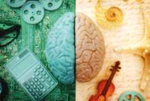 sol ve sag beyin