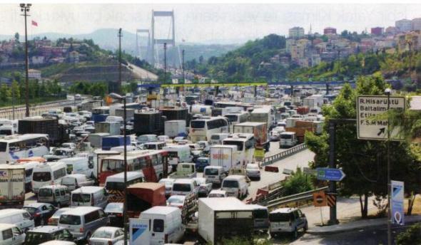 trafik ve ekonomi
