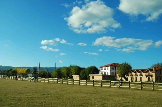 İksir Resort Town Tatil ve Yaşam Kasabası1