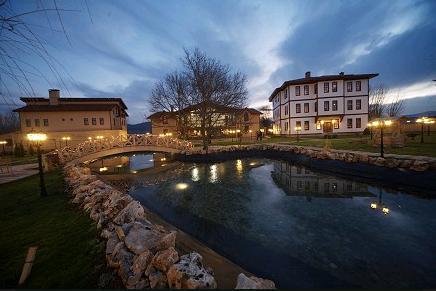 İksir Resort Town Tatil ve Yaşam Kasabası2