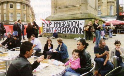 İngiltere göçmen işçiler