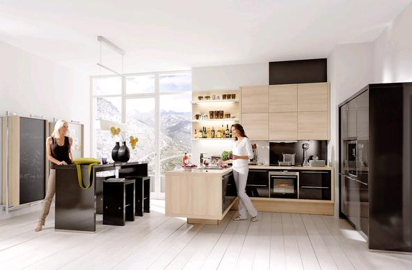 Hazır mutfak markası Nolte