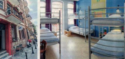Turizmde yatırımcılar hostellere göz dikti
