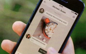 mobil mesajlasma