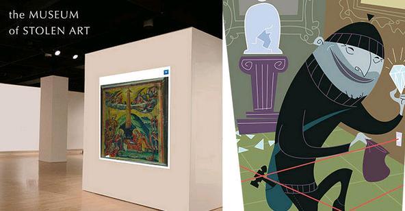 Çalıntı Eserler Müzesi Ziyaretinizi Bekliyor