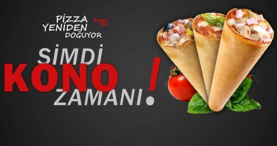 İtalyan Kono Pizza