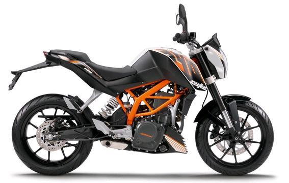 KTM Motosikletleri