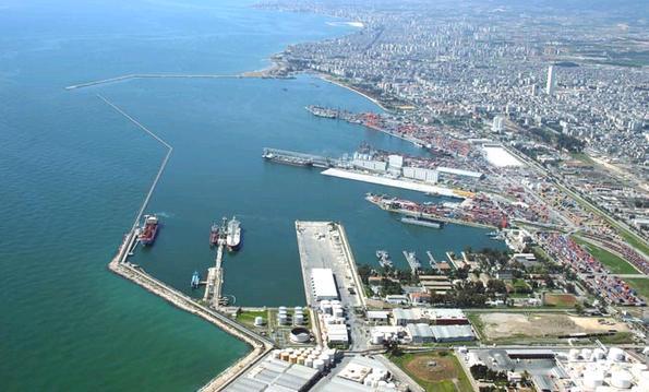 Mısır'ın İskenderun Limanı