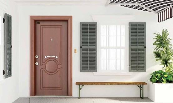 Sur Çelik Kapı