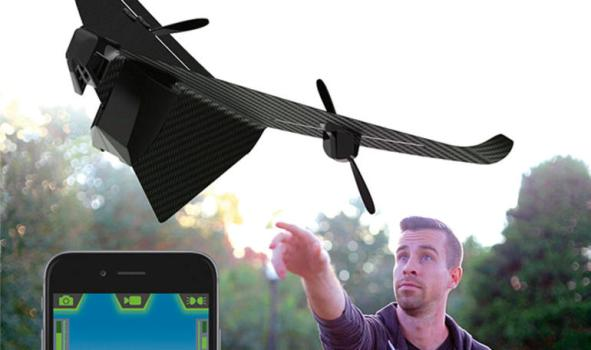 Karbon Fiber Kaplı Drone