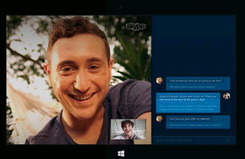Skype ile Anında Çeviri