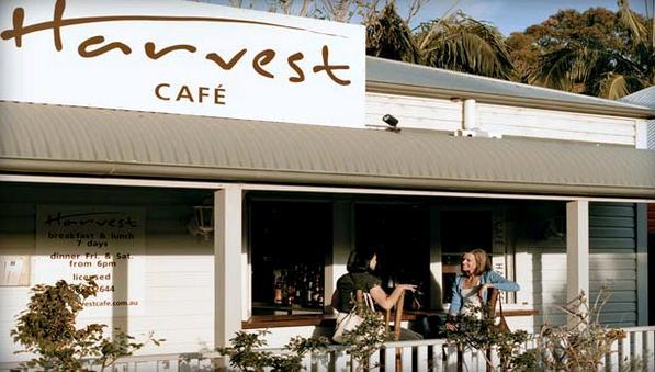 Harvest kafe