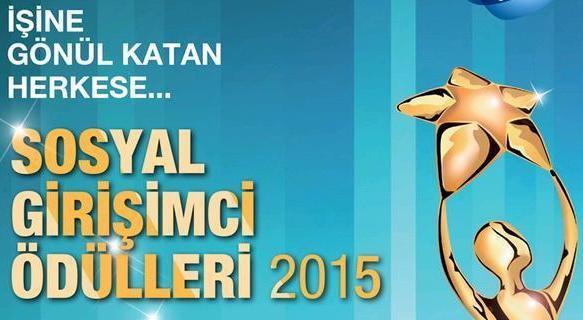 Metro Sosyal Girişimci Ödülleri 2015