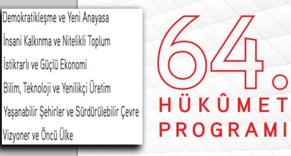 64-hukumet-programi