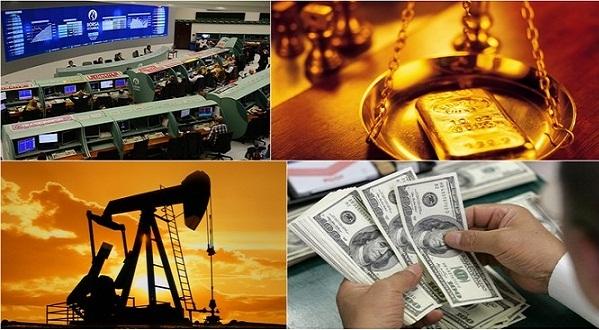 Parite, borsa, petrol, dolar