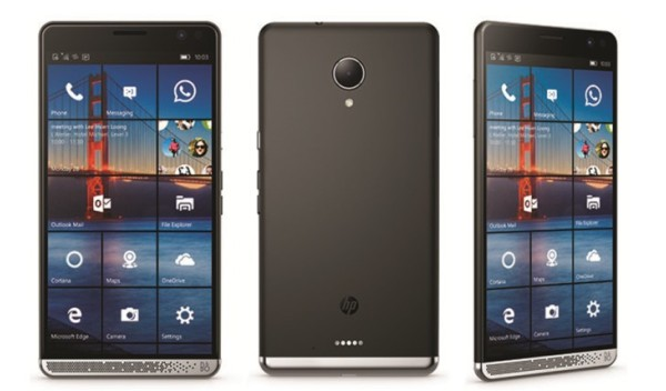 HP'DEN KURUMSAL TELEFON HP Elite X3