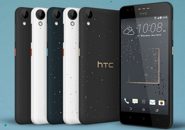 HTC DESIRE 825, DESIRE 530 ve DESIRE 630