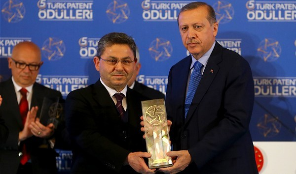 Turkcell patent