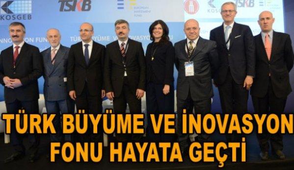 Türk Büyüme ve İnovasyon Fonu
