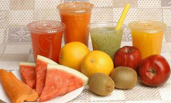 Konsantre Meyve Suları