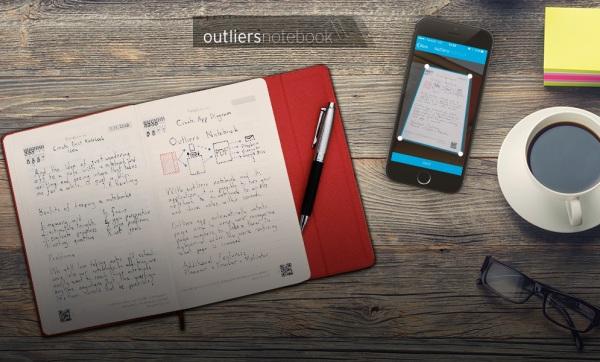 Outliers Akıllı Not Defteri
