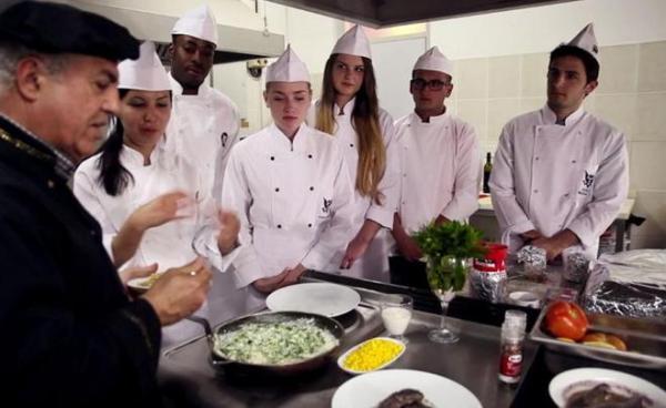 gastronomi eğitimi almak